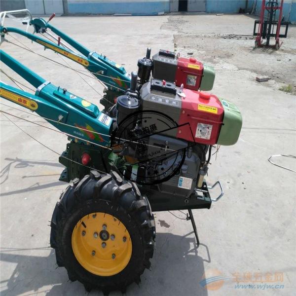 手扶式拖拉机大同多功能农用耕地机