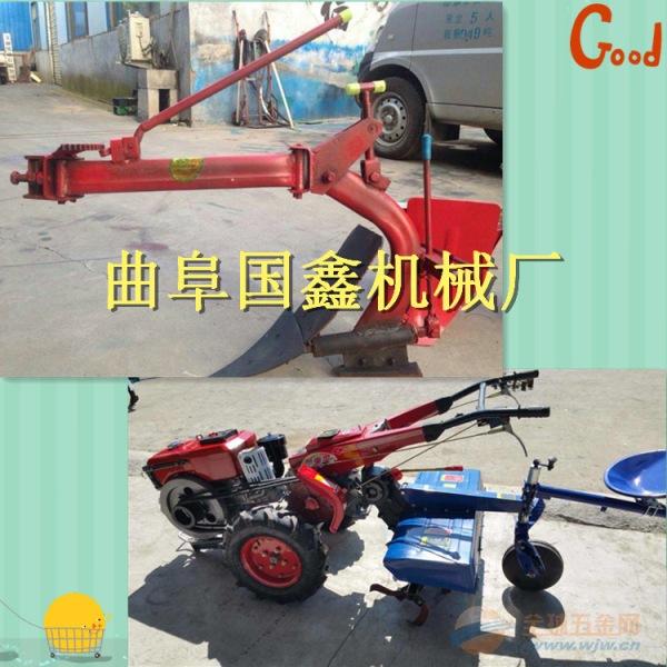 神農架林區8-22馬力小型打田機手扶拖拉機