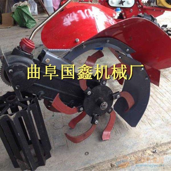东海县山地丘陵手扶打田机 15马力型手扶拖拉机