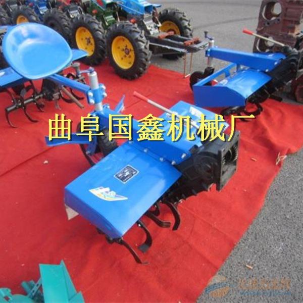 小型柴油旋耕机 新余电启动15马力手扶拖拉机