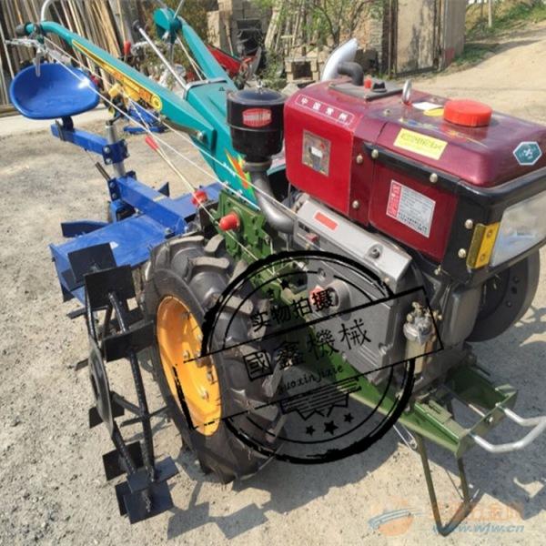 15马力型手扶拖拉机自贡手扶式拖拉机