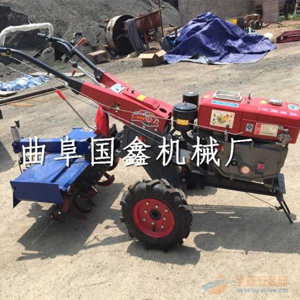 清浦区手扶式拖拉机 15马力手扶拖拉机