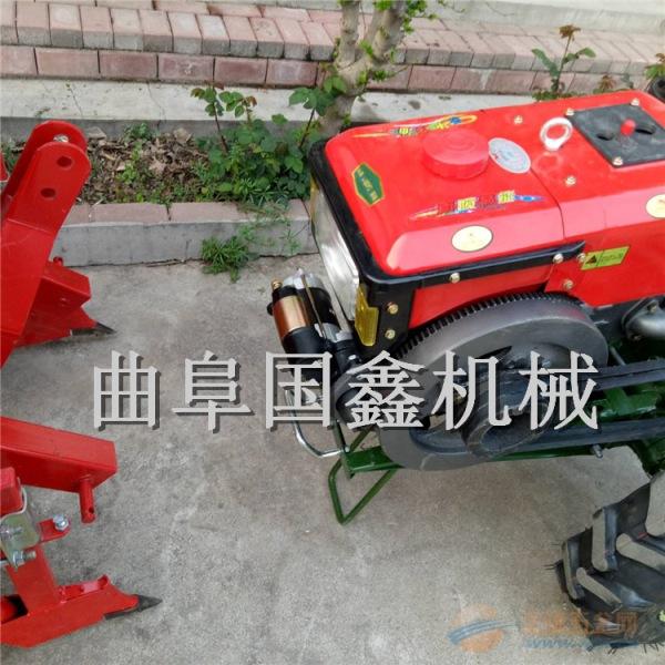 农业旋耕机 南平农用15马力手扶拖拉机