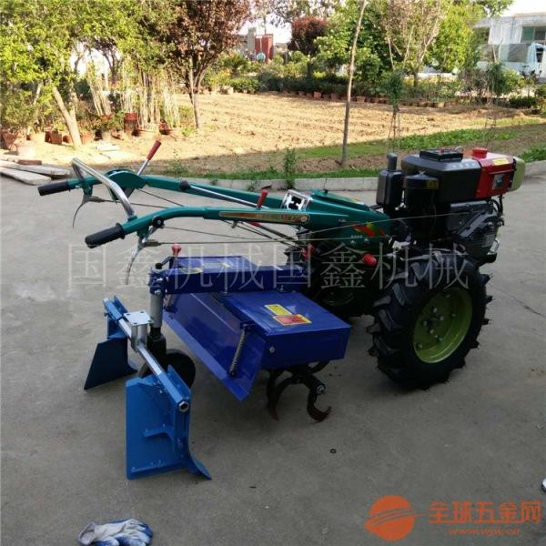 東區12馬力優質手扶旋耕機 12馬力帶座的手扶拖拉機