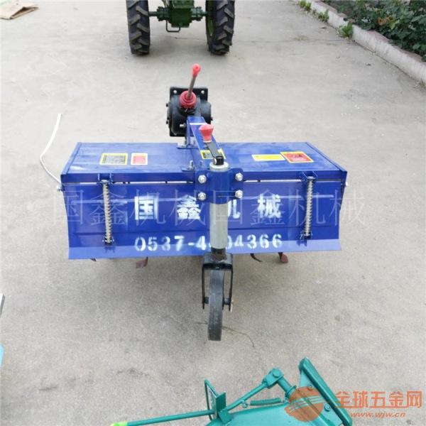 泉州水旱两用打田机 小型柴油旋耕机