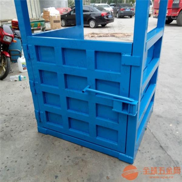 鄂城区废铁桶液压打包机大小型定制打包机