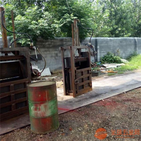 厂家定制液压压包机 生活垃圾打包成型机 汕头