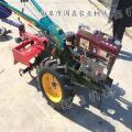 多功能柴油旋耕机图片 高效率农用松土犁地机 德阳