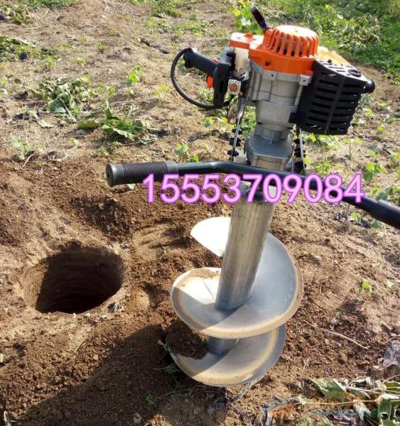 全新汽油植树挖坑机 新款植树挖坑机 挖坑机厂家