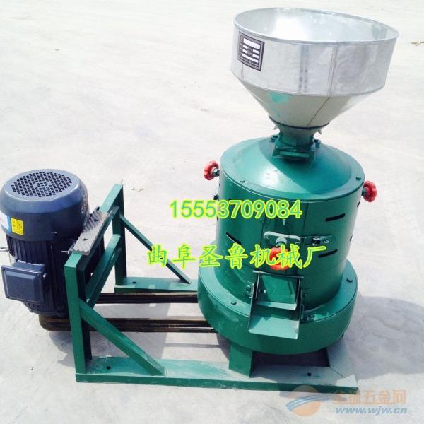 2018小型碾米机 家用水稻碾米机 脱壳机型号