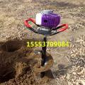 林业专用种苗挖坑机图片 汽油挖坑机工作效率 便携式挖坑机