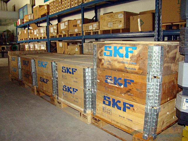 菏泽SKF进口轴承授权代理商、精密角接触球轴承7001C