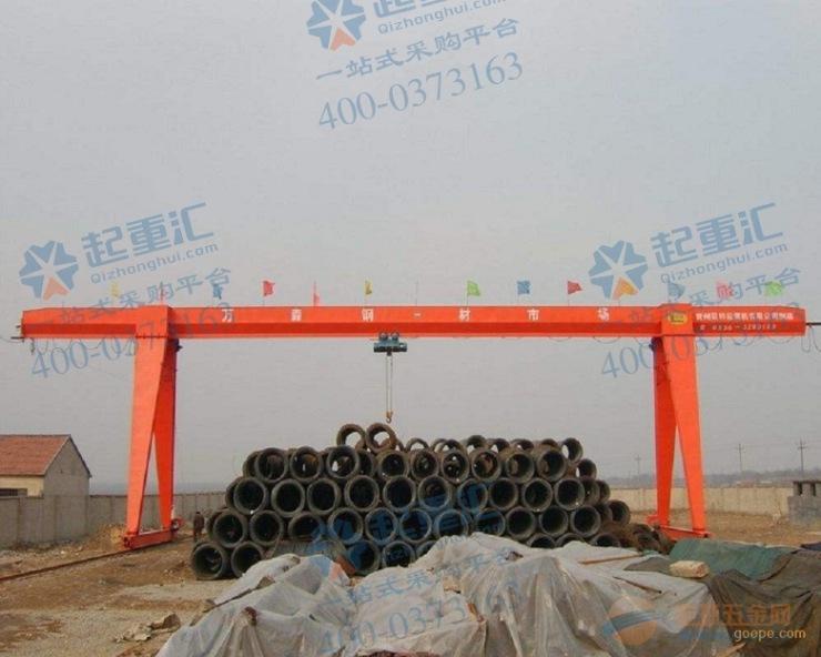 阳东悬挂行吊/电动葫芦桥式起重机质保一年