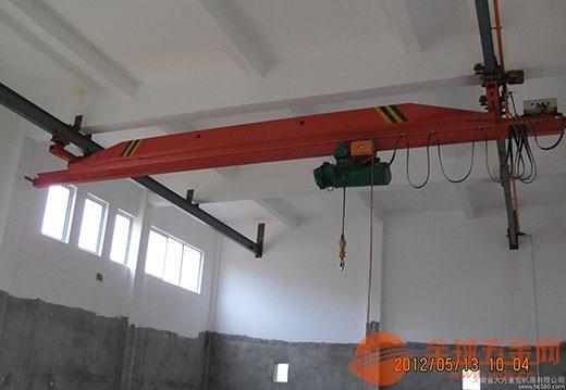 悬挂起重机7月陕西安康汉阴县热销起重机械专业