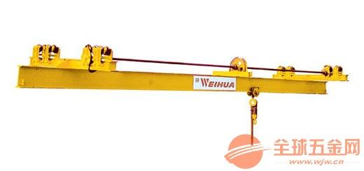 台湾台中抓斗起重机单轮吊钩滑车水电站用桥式起 吊钩桥式起重机专业生产