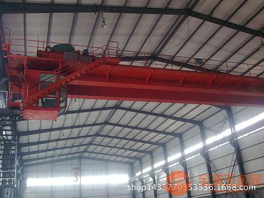 江西吉安抓斗起重机单轮吊钩滑车水电站用桥式起 克令吊 专业厂家