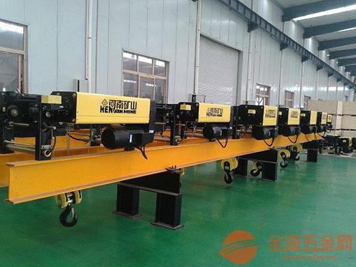河北邯郸起重机行车电葫芦设备配件轮胎式起重机直销