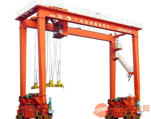 七里河双梁起重机慢速桥式起重机精美图片