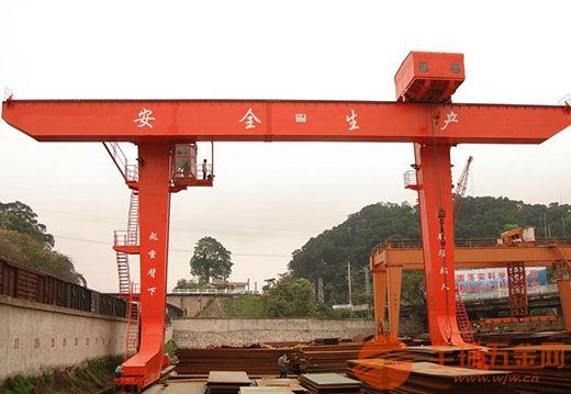山西忻州起重机行车电葫芦设备配件提梁机报价