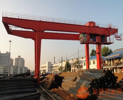 黑龙江双鸭山起重机行车电葫芦设备配件龙门吊专业定制