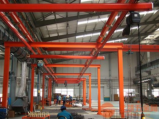 四川泸州起重机行车电葫芦设备配件慢速桥式起重机专业制