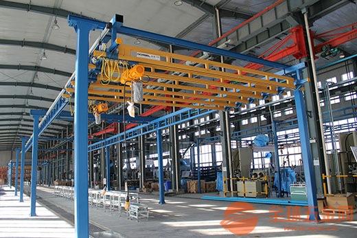 广西玉林起重机行车电葫芦设备配件过轨起重机公司欢迎您