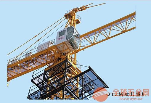 湖北宜昌起重机行车电葫芦设备配件塔吊生产厂家
