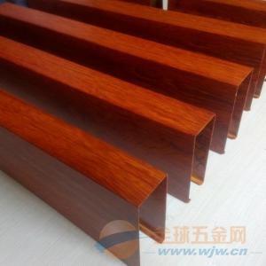 大理木纹铝方通吊顶厂家 木纹铝方通幕墙 木纹铝方通生产厂家