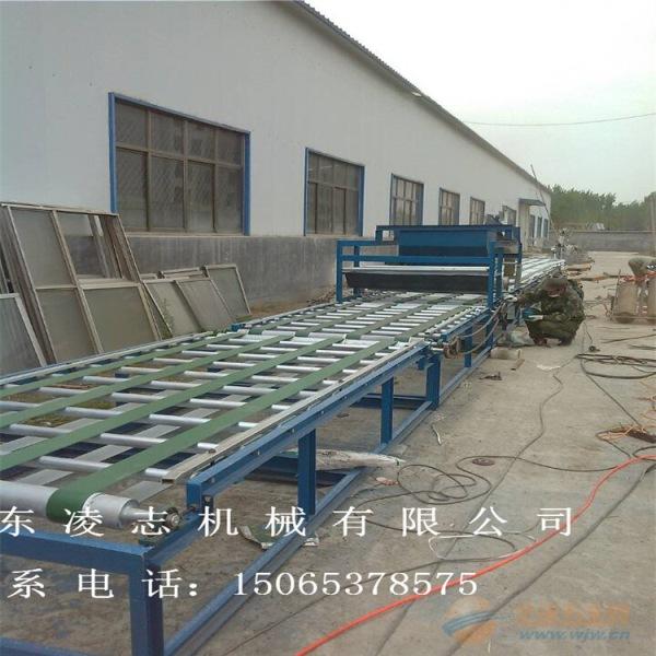 陕西隔音玻镁板生产设备厂家直销