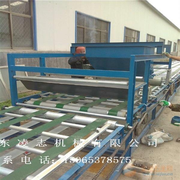 梧州生产玻镁板必有设备厂家直销
