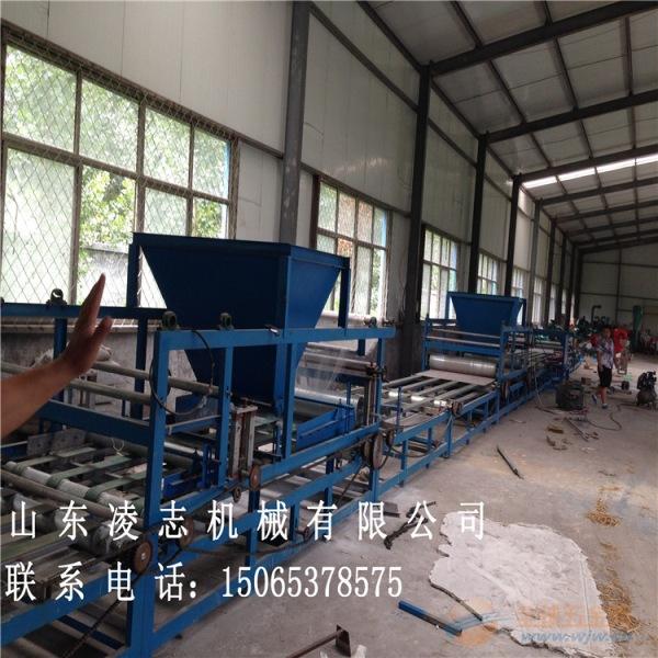 广东玻镁板设备一套多少钱