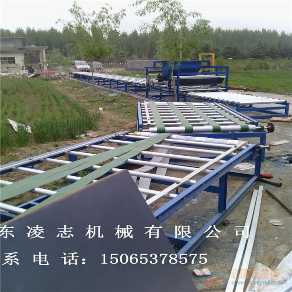 秸秆防火板设备玻镁板生产线厂家