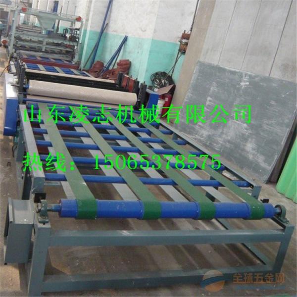 山西玻镁板生产设备视频