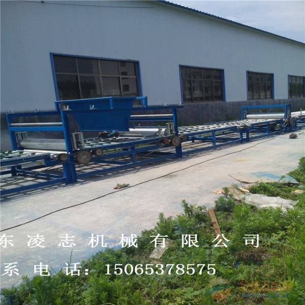 宁夏复合聚氨酯保温板设备 外墙防火聚氨酯复合板连续生产线