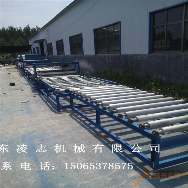 新疆玻镁防火板生产线厂家