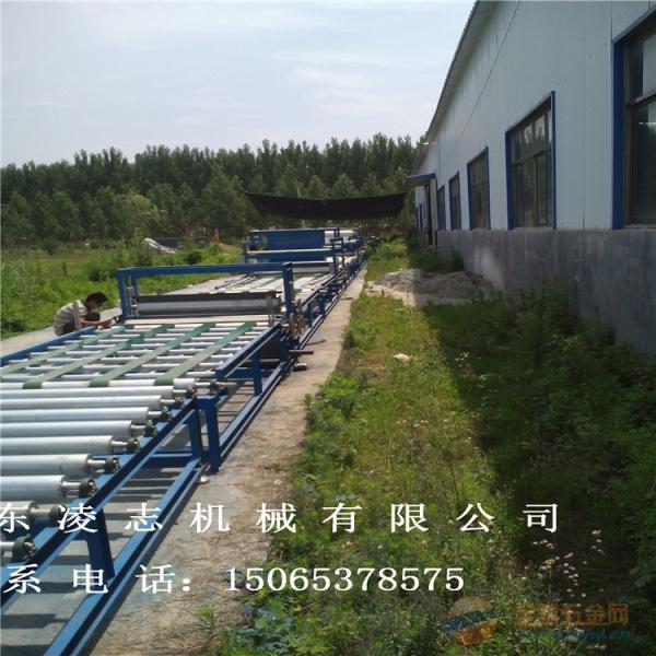 海南玻镁防火板生产设备价格