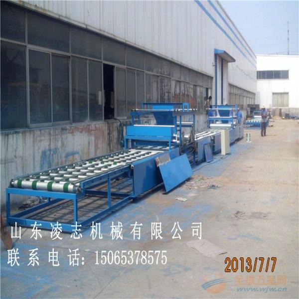 新疆玻镁板进口生产设备厂家