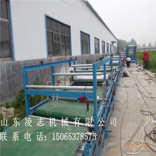 玻璃纤维保温板防火生产设备制造商