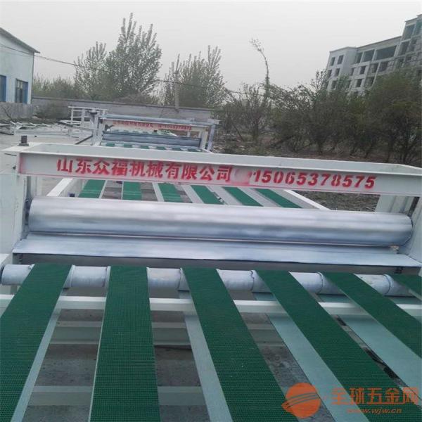 玻镁板设备新型建材生产设备厂家