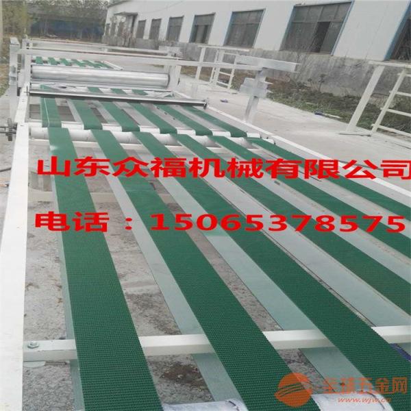 锡林郭勒盟防火板生产线厂家报价