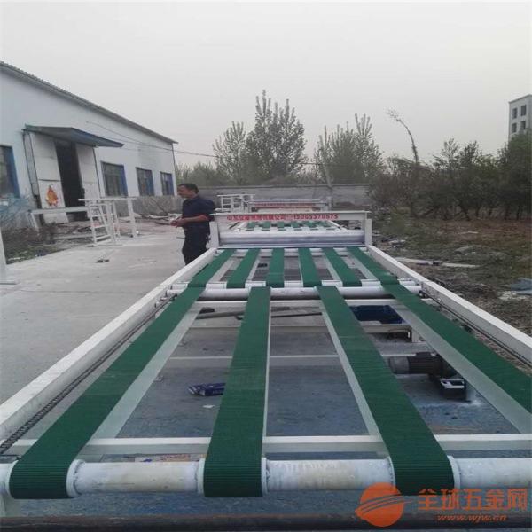 阿拉善盟防火板设备玻镁板生产线