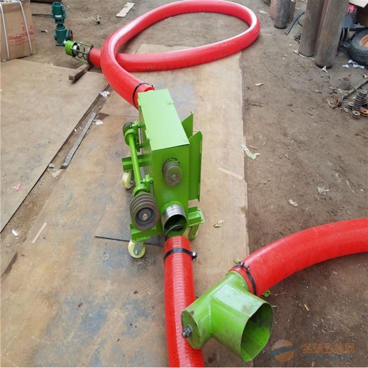 大同定制电动吸粮机批发生产.