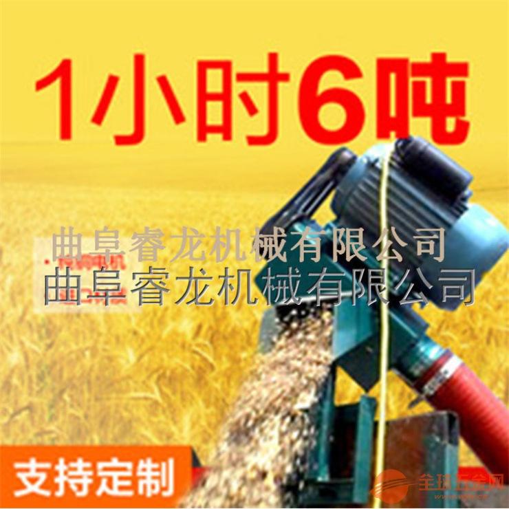 农场电动吸粮机效果