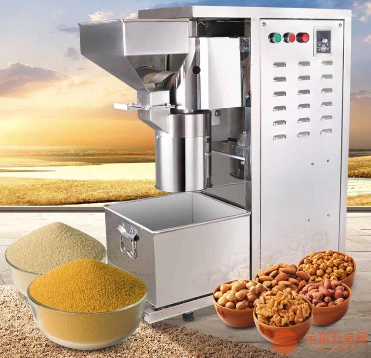 杏仁食品切碎机,油性多功能粉碎机价格
