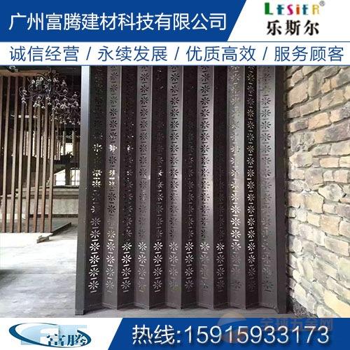 武汉市木纹铝单板幕墙定制