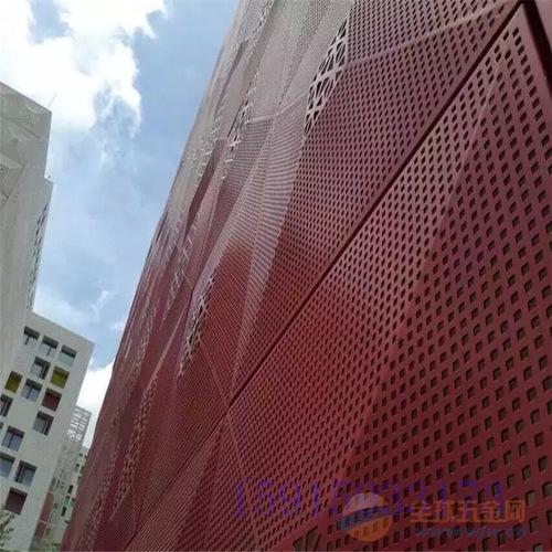 石嘴山市氟碳烤漆铝单板幕墙定制
