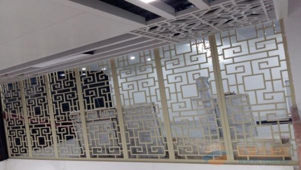 厦门市镂空铝单板