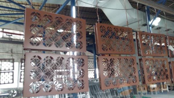 商丘市2.5mm铝单板