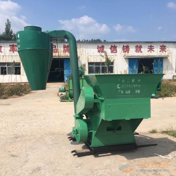 夹江县锤片式稻草粉碎机多少钱一台