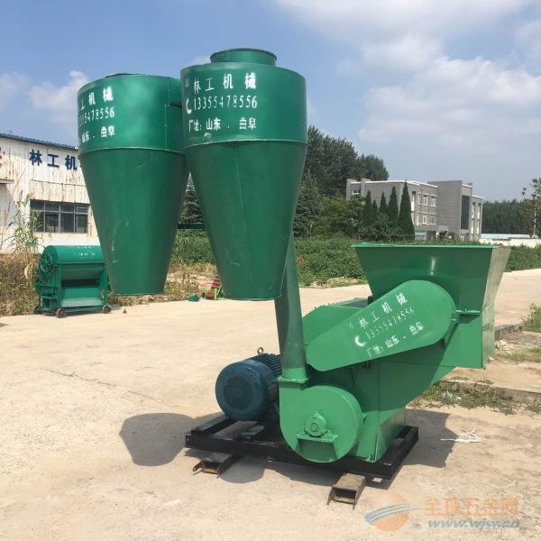 德钦县整捆稻草粉碎机多少钱一台